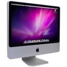Ремонт   iMac A1224 (20 дюймов, начало 2009 г.)  Идентификатор модели:  iMac9,1  Артикул:  MB417xx/A MC019xx/A