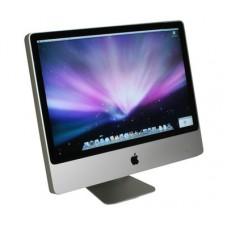 Ремонт  iMac A1225 (24 дюйма, начало 2009 г.)  Идентификатор модели:  iMac9,1  Артикул:  MB418xx/A MB419xx/A