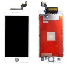 Модуль (дисплей, тачскрин, рамка) iPhone 5G Белый (White)
