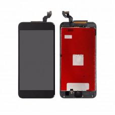 Модуль (дисплей, тачскрин, рамка) iPhone 6S Черный (Black)